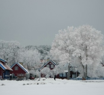 Отдых в Литве в январе