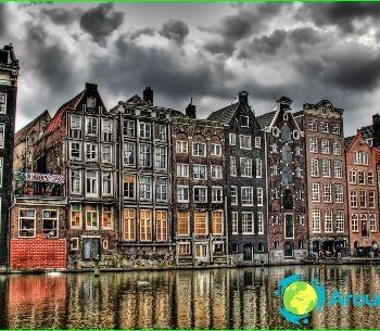 Амстердам за 3 дня: куда сходить в Амстердаме