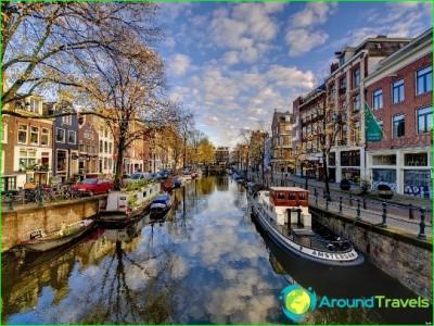 Экскурсии в Амстердаме. Обзорные экскурсии по Амстердаму