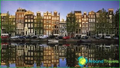 Цены в Амстердаме – продукты, сувениры, транспорт. Сколько денег брать в Амстердам