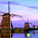 Острова Нидерландов: фото. Популярные острова Нидерландов
