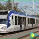 Транспорт в Нидерландах. Общественный транспорт в Нидерландах – виды, развитие