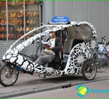 Транспорт в Амстердаме. Общественный транспорт в Амстердаме – виды, развитие