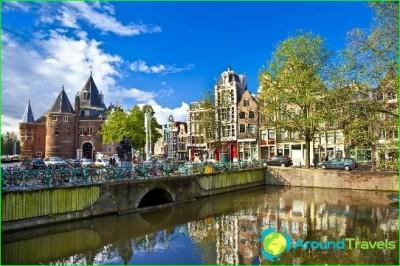 Амстердам за 1 день: куда сходить в Амстердаме