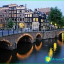 Столица Нидерландов: карта, фото. Какая столица в Нидерландах?