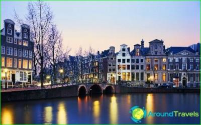 Отдых в Амстердаме - фото. Летний отдых в Амстердаме 2015