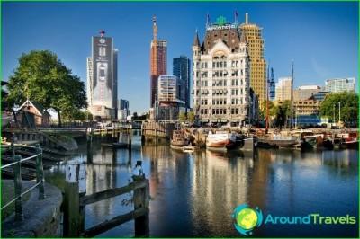 Туры в Роттердам (Нидерланды). Отдых в Роттердаме: фото, путевки