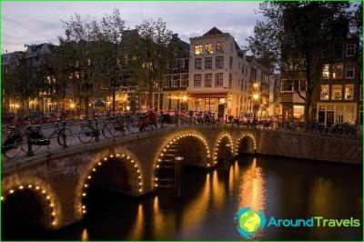Развлечения в Амстердаме – фото. Парки развлечений в Амстердаме.