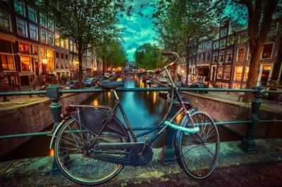Столица Голландии – Амстердам: фото, описание