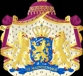 Герб Голландии - фото, описание, значение