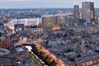 Столица Южной Голландии: карта, фото. Какая столица в Южной Голландии?