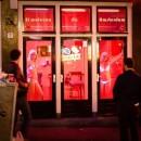 Улица красных фонарей в Голландии - фото