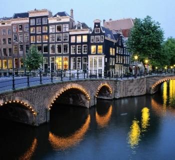 Архитектура Голландии - фото. Современная архитектура Голландии