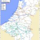 Железные дороги Нидерландов – карта, сайт, фото