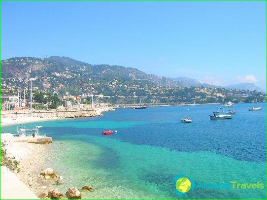 Fine Strender Bilder Video Beste Sandstrender I Nice Frankrike
