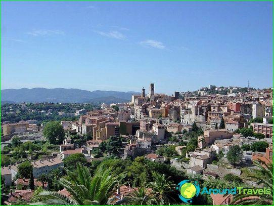 Sma Stader I Frankrike Foton Lista