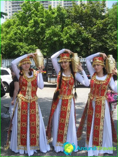 Die Bevolkerung Von Armenien Bevolkerung In Armenien Merkmale Dichte Zusammensetzung