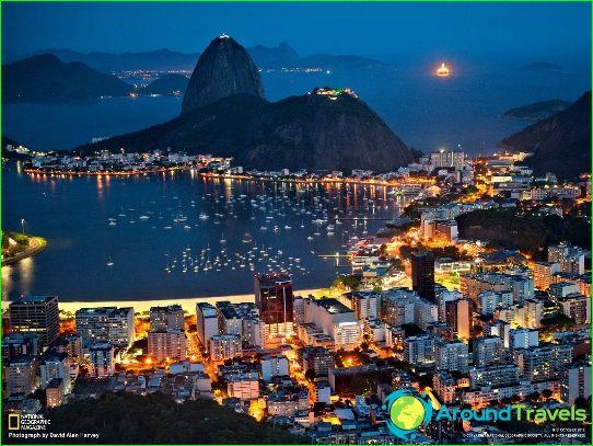 الموسم في ريو دي جانيرو