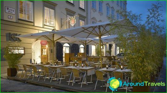 Waar te eten in Salzburg?