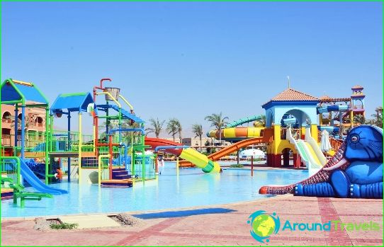 Attracties in Sharm El Sheikh