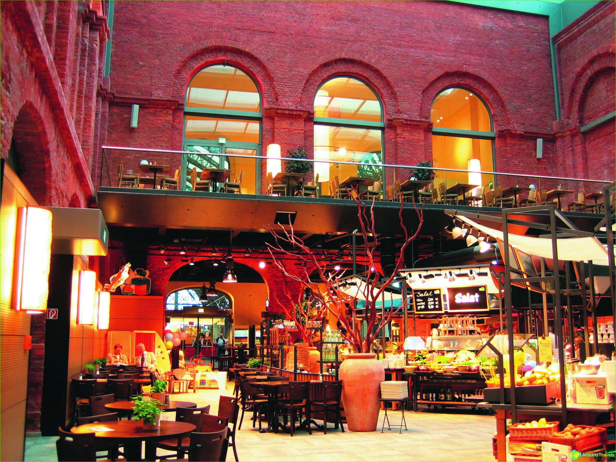 Missä syödä Dresdenissä?