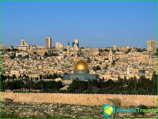 Standpunten van Jeruzalem