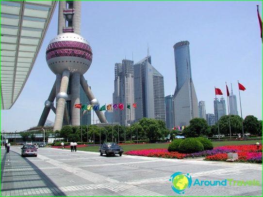 Shanghain näköalatasanne