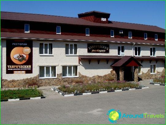 Waar te eten in Belgorod?
