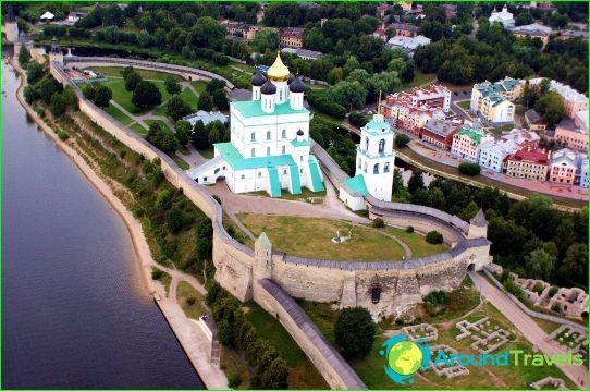 Pskovin tarkkailutasot