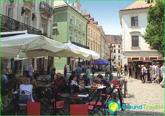 أين تأكل في براتيسلافا؟