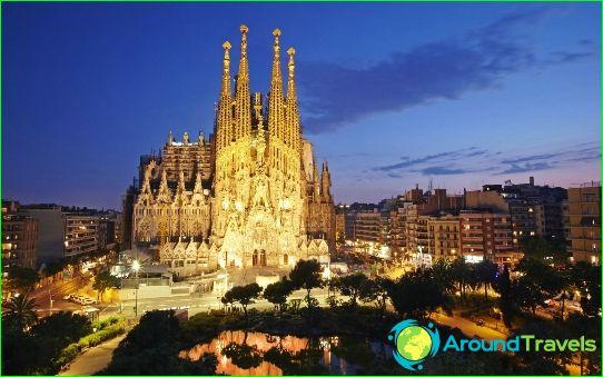 Barcelonan symboli