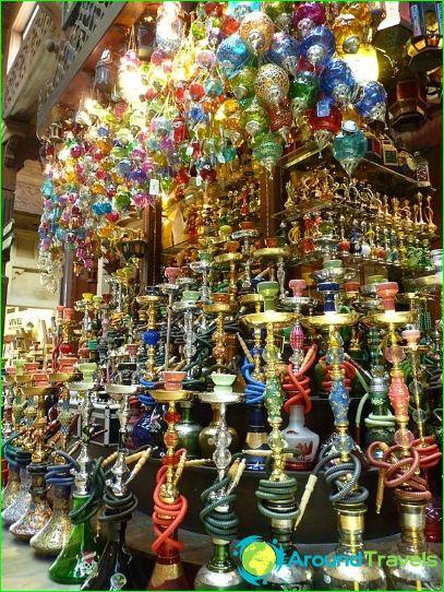 Winkelen in Dubai