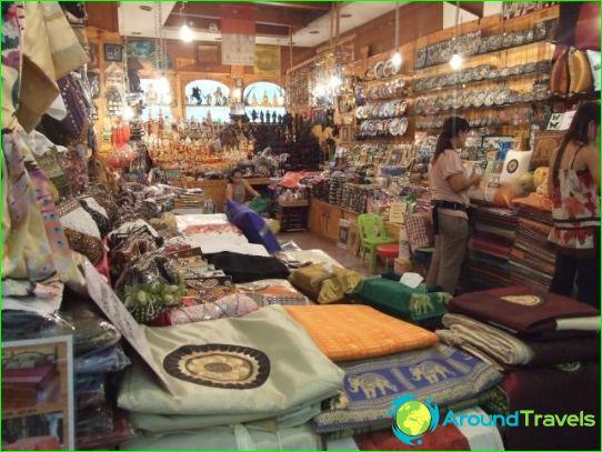 Shopping à Pattaya