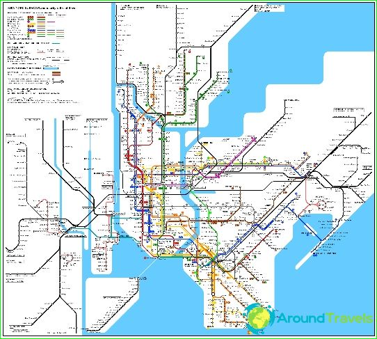 NYC-metrokartta