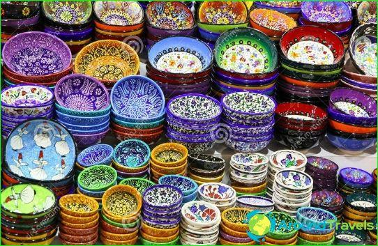Сувенири в Анталия