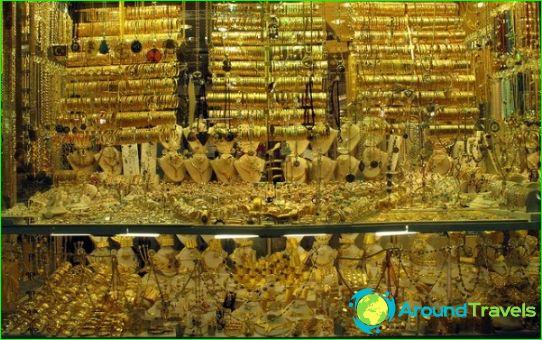 Пазаруване в Анталия