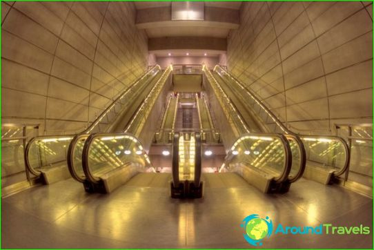Metro Copenhagen: kartta, kuvaus, valokuva