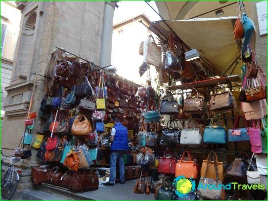 Winkelen in Florence