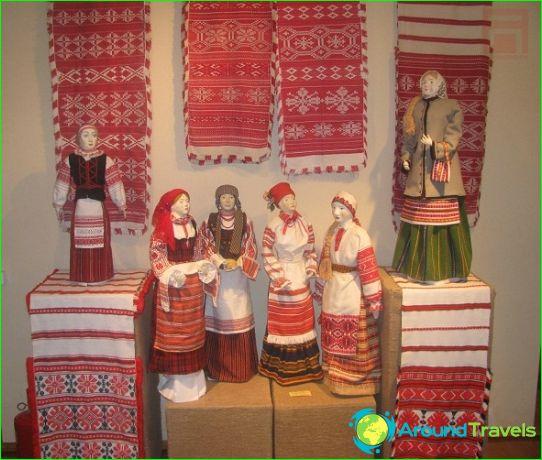 Ostokset Minskissä