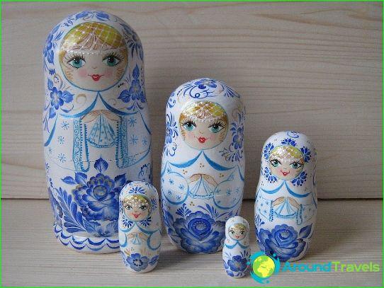 Пазаруване в Москва