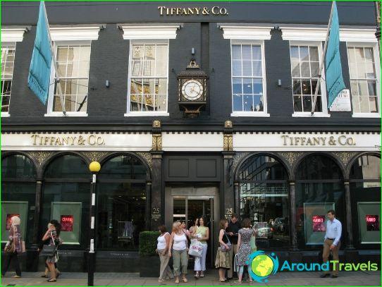 Londense winkels en markten