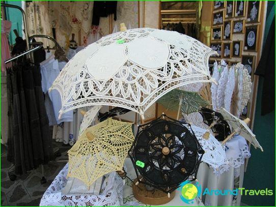Shopping i Venedig