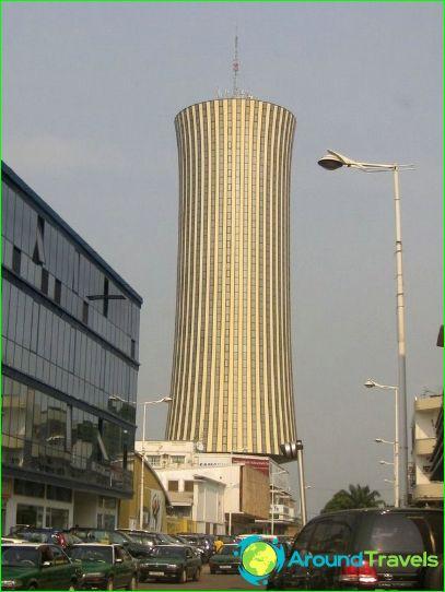 Brazzaville - Kongon pääkaupunki