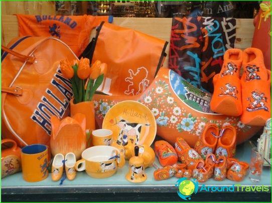 Ostokset Amsterdamissa