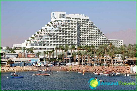 Vakantie in Israël in juli