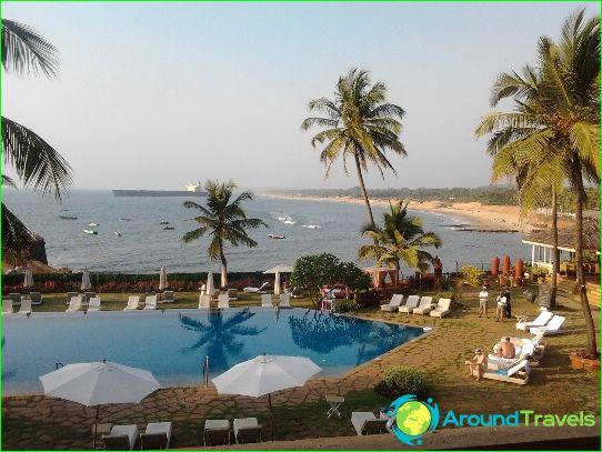 Vakantie in India in juli