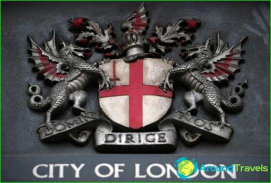 Герб на Лондонския град