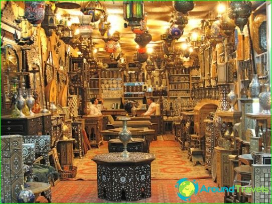 Ostokset Jerusalemissa