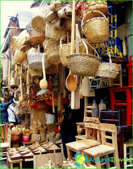 Ostokset Istanbulissa