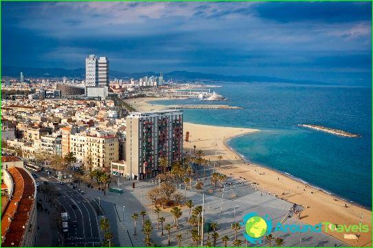 العطل في إسبانيا في يوليو